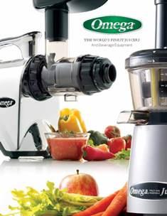 Omega Juicers Brochure 2013
